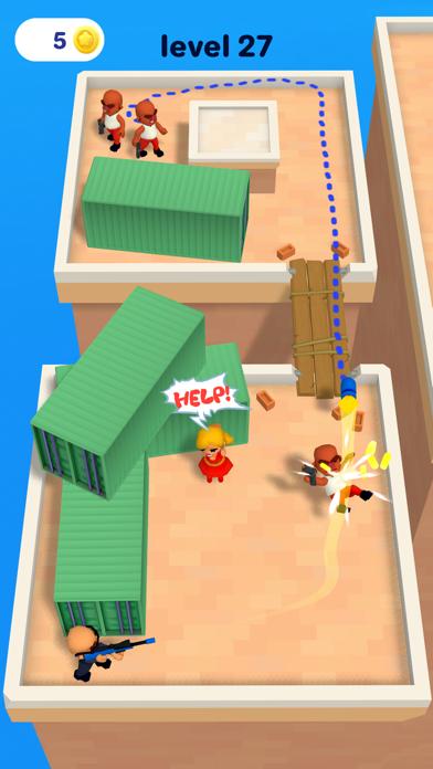 Doodle Sniper screenshot 3