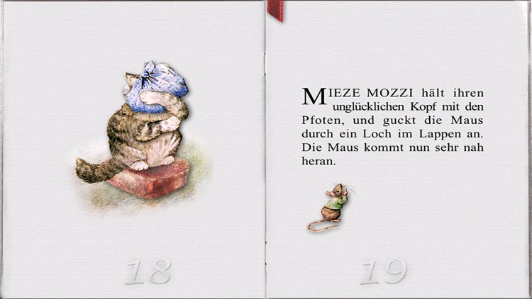 Story of Miss Moppet GER LITE