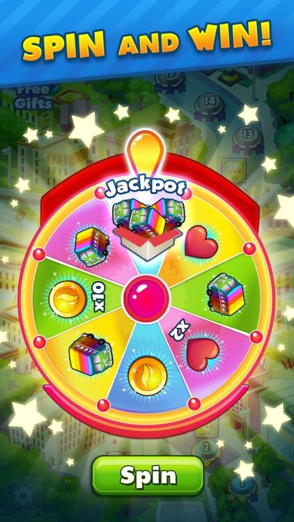 Traffic Puzzle - Match 3 Game screenshot-4