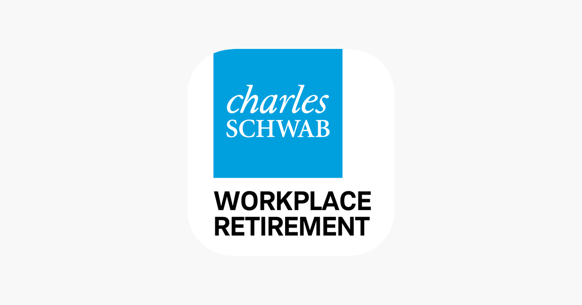 Schwab Workplace Retirement on the App Store