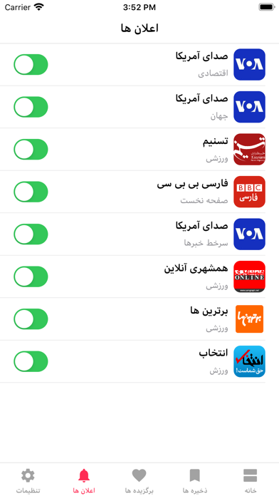 messages.download IRAN News -ایران خبر software