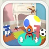 脱出ゲーム トイハウスからの脱出 - iPhoneアプリ