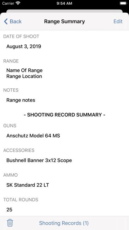 myArmsCache screenshot-4
