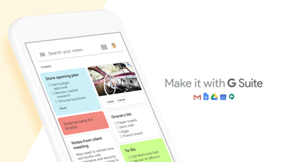 Google Keep - Notes and lists-4
