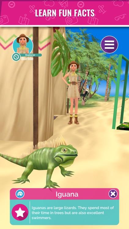 Barbie™ World Explorer screenshot-3