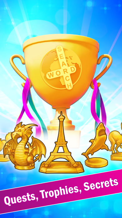 Word Search – World's Biggest screenshot four