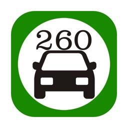 Taxi260 Driver