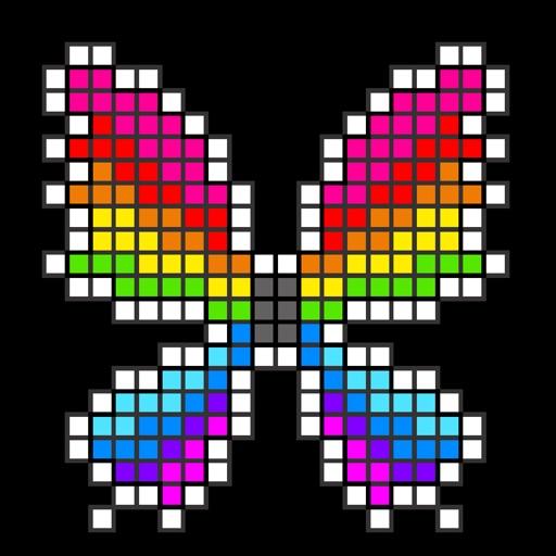 MyPix крутая пиксель-раскраска