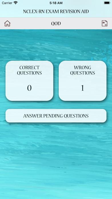 NCLEX RN Exam Revision Aid screenshot 5
