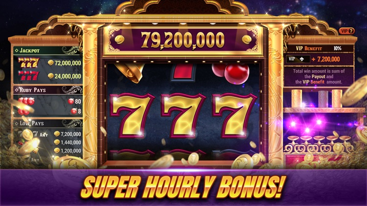 Slotventures -Hot Vegas Slots screenshot-3