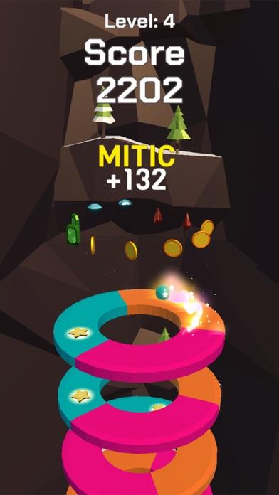 Tower Rings 3D screenshot 2