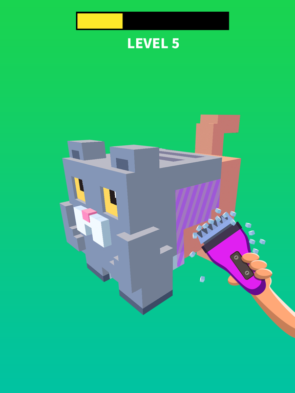 Pet Shave 3D screenshot 5