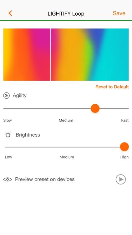 LIGHTIFY screenshot-5