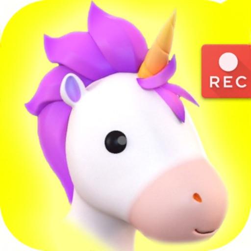 EMOJI Face Recorder iOS App