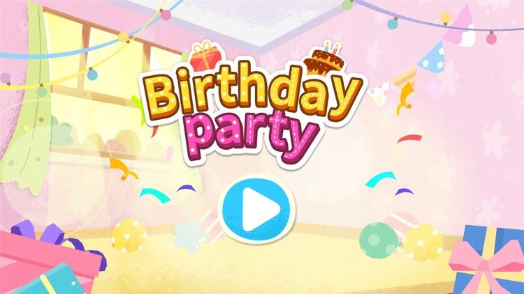 My Birthday Party -BabyBus screenshot-5