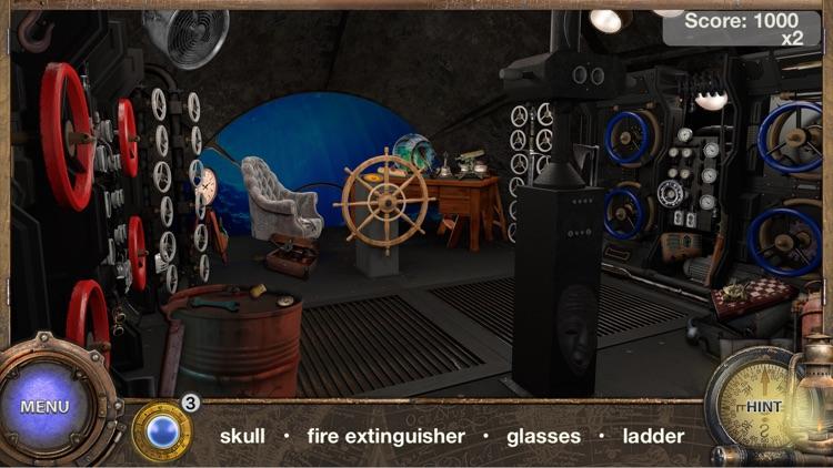 Hidden Objects - Captain Nemo screenshot-3