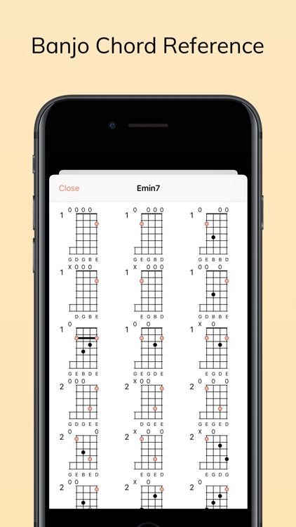 ChordAid: Chord Finder screenshot-4