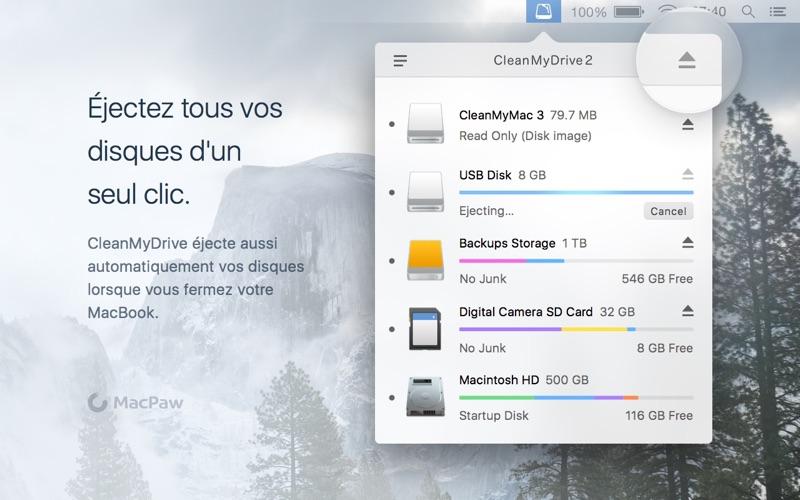 CleanMyDrive le petit nouveau de chez MacPaw gratuit-capture-4