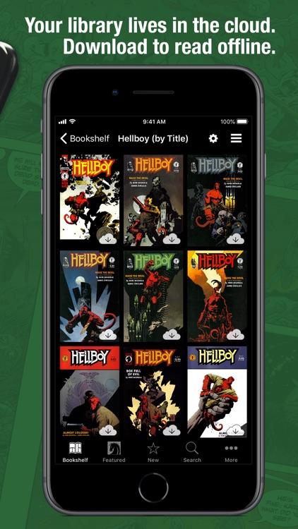 Dark Horse Comics screenshot-3