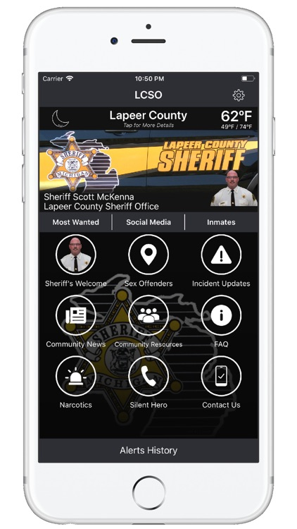 Lapeer County Sheriff by County of Lapeer