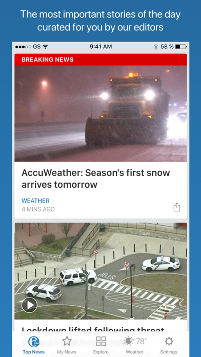 Top 10 Apps like ABC7 Chicago News in 2019 for iPhone & iPad
