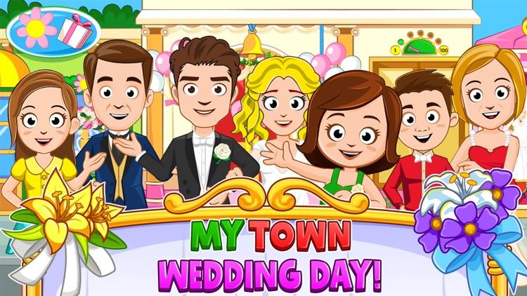 My Town : Wedding Day screenshot-0