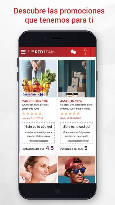 Club Red TeamCaptura de pantalla de3