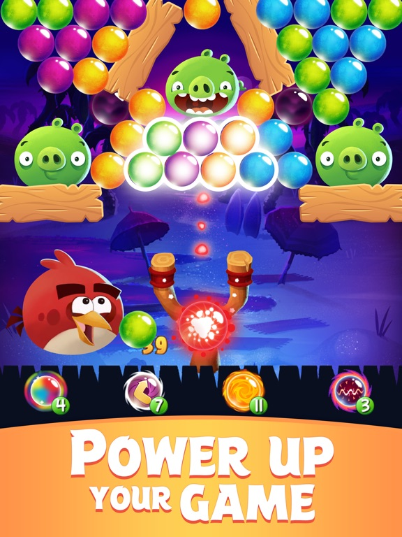 Angry Birds POP! Screenshots