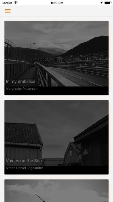 点击获取Tromsø Soundline