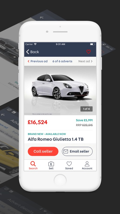 Auto Trader - Buy & Sell A Car