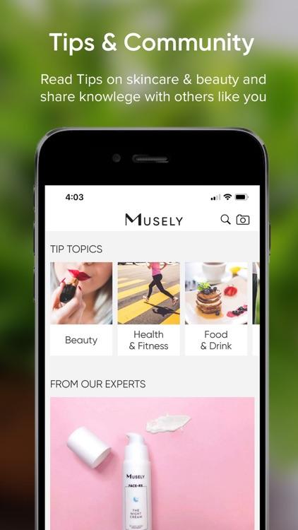 Musely screenshot-3