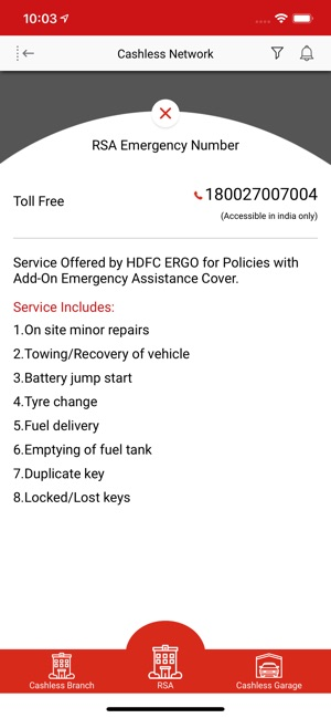 HDFC ERGO Mobile App on the App Store