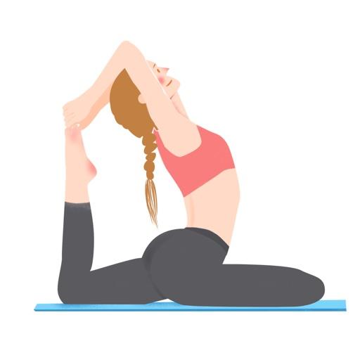 瑜伽数据记录