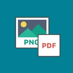 Alto PDF: convert PNG to PDF
