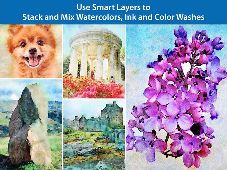 Watercolor Studio screenshot-3
