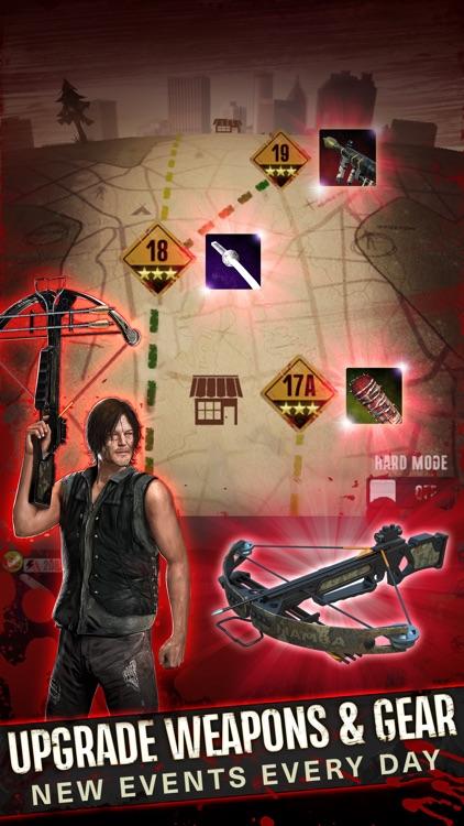 The Walking Dead: Outbreak screenshot-3