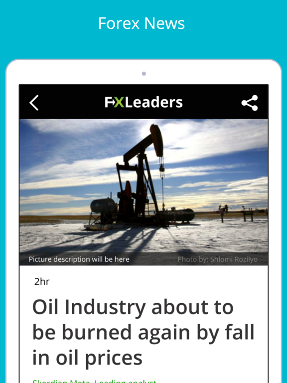 Forex Signals Live - FXLeaders screenshot