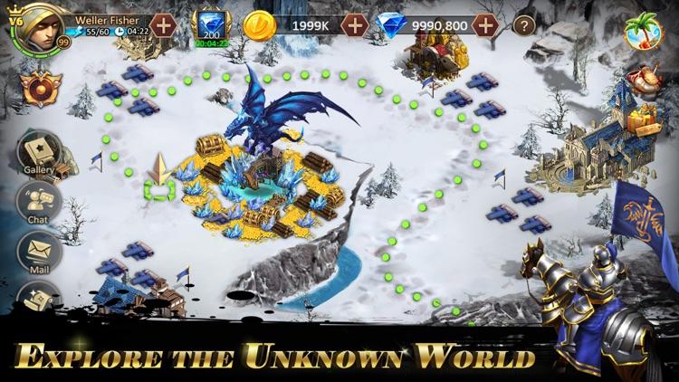 Dungeon & Heroes: 3D RPG screenshot-0