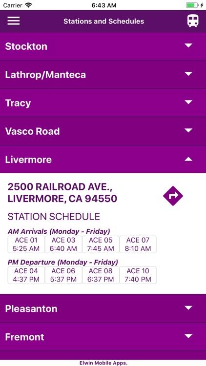 ACE Rail screenshot-6