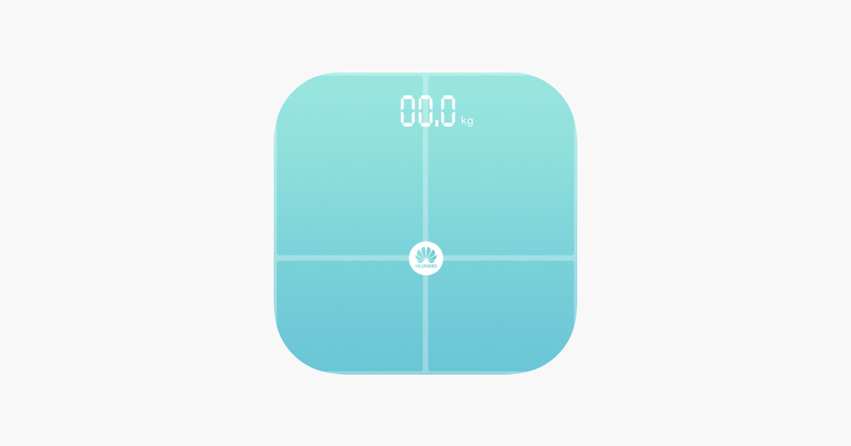 Huawei Body Fat Scale on the App Store