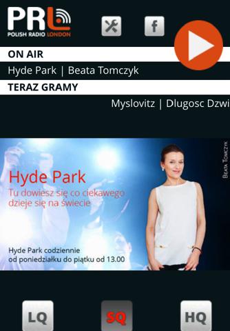 Polskie Radio Londyn - náhled