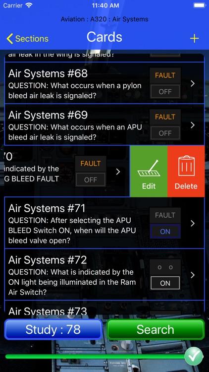 iPilot A320 Study Guide screenshot-8