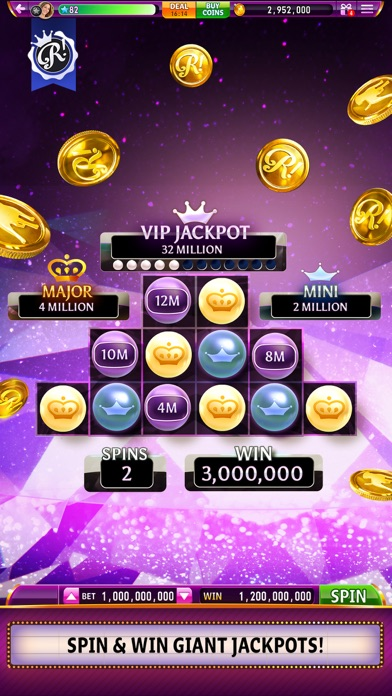 Hit it Rich! Casino Slots Game for windows pc