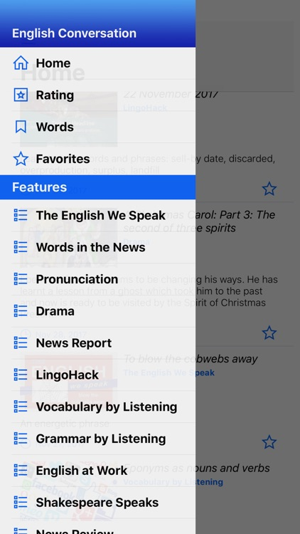 Learn English via Conversation