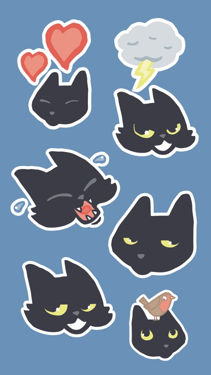 Pickle and Nancy Emoticons