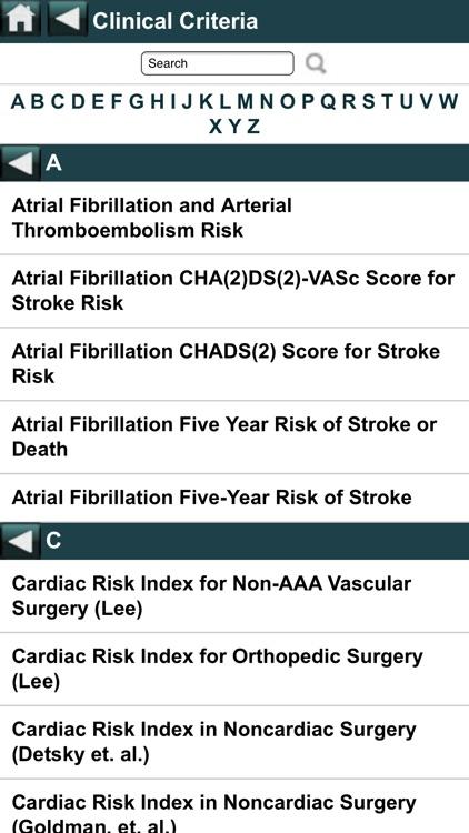 EBMcalc Cardiac screenshot-3