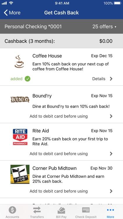 Kirtland FCU Mobile Banking screenshot-6