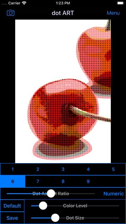 dot ART - Mosaic Effects App