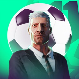 Pro 11 - Football Manager game