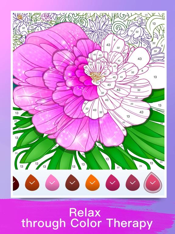 Игра Paint Color: Color by Number
